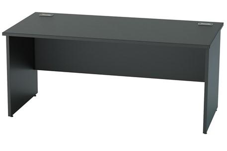 the best attitude 26fb1 b8d15 Black Rectangular Office Desk - 800mm x 800mm - Nene