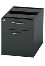 Nene Fixed Pedestal - Two Drawers