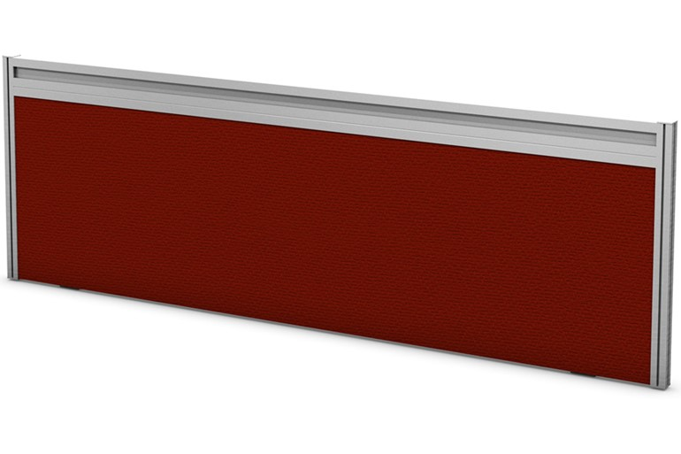 Toolrail Desk Screen