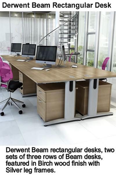 Satellite Narrow Under Desk Pedestal