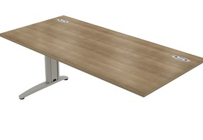 Domino Rectangular Extension Desk