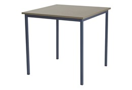 Retro Steel Frames Table