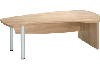 E Space Executive Desk - Right Handed