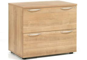 E Space Two Drawer Side Filer