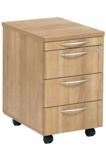 E-Space 3 Drawer Mobile Pedestal