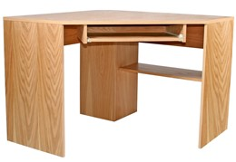 Oakwood Corner Desk