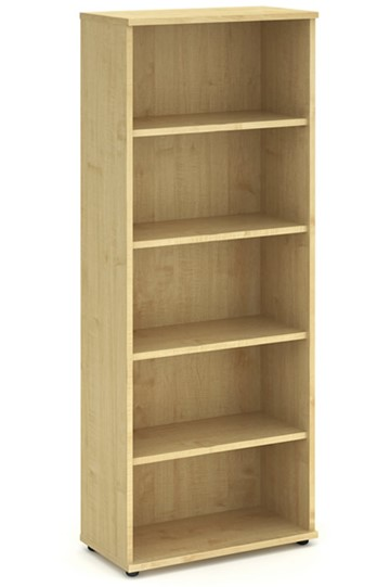 Solar Maple 2000 Office Bookcase