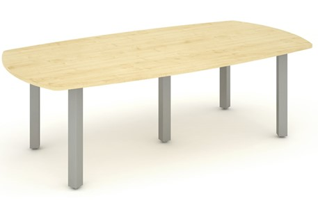 Solar Maple 2400 Boardroom Table