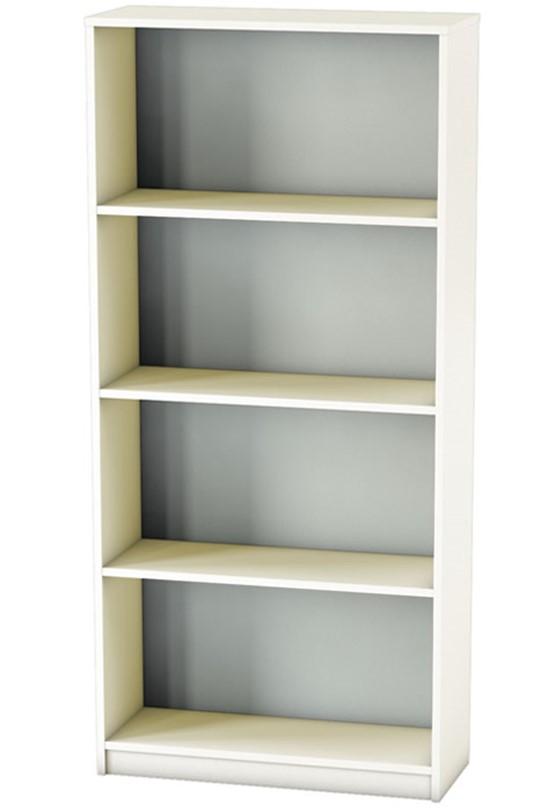 Avon White Office Bookcase