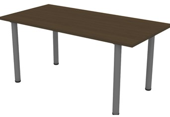 Harmony Walnut Conference Table - 1200mm