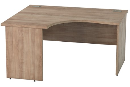 Thames Crescent Panel End Desk