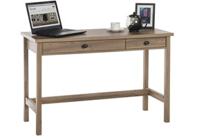 Study Desk Salt Oak