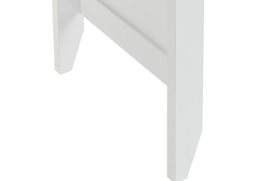 Laptop Desk Soft White