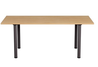 Thames  Conference Table - 1200mm Beech