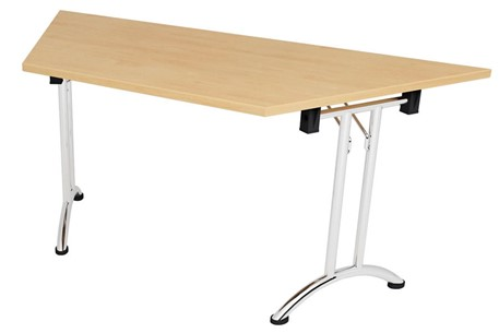 Thames Folding 22.5 Degree Trapezoidal Table