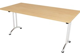 Thames Folding Rectangular Table