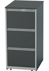 Nene Three Filing Drawers
