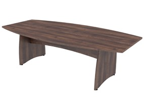 Harmony Barrel Boardroom Table