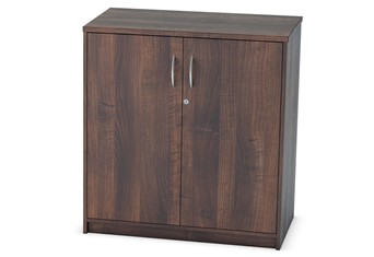 Harmony Walnut Medium High Cupboard