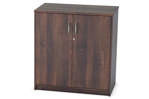Harmony Walnut Medium High Cupboard