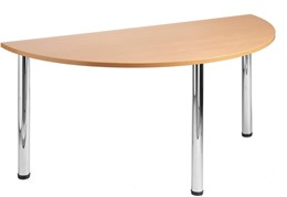 Versa Semi Circular Table