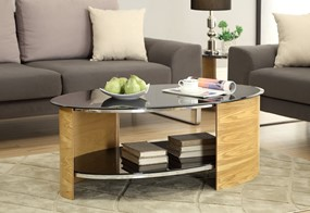 Curve Oval Coffee Table