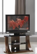 Curve Wedge TV Stand