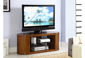 Curve Oval TV Stand