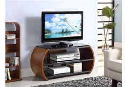Curve Open TV Stand