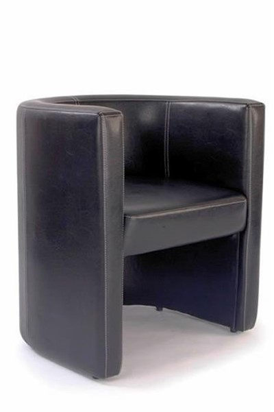 Tang High Back Tub Chair