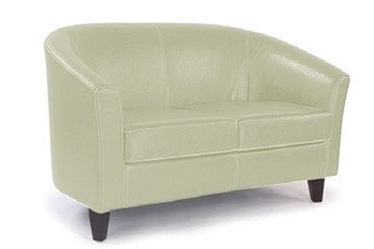 Holst Two Seater Reception Sofa