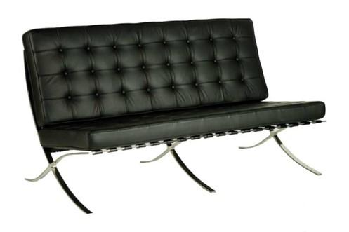 Anigma Reception Two Seater Sofa