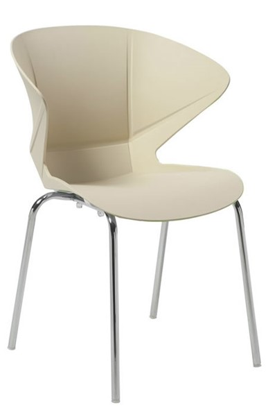 Cappuccino Poly Chair