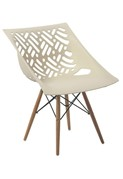 Latte Poly Chair