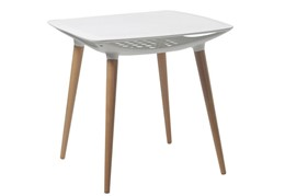 Espresso Poly Table