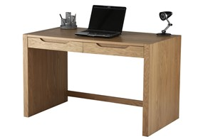 Butler Oak Desk