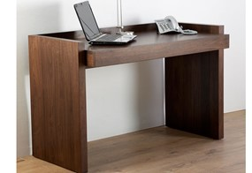 Campbell Walnut Desk
