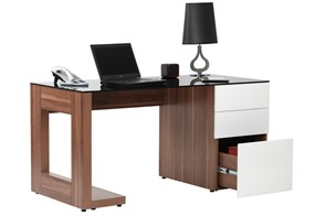 Sorbonne Walnut Desk