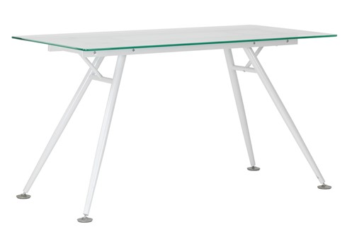 Springfield Glass Desk