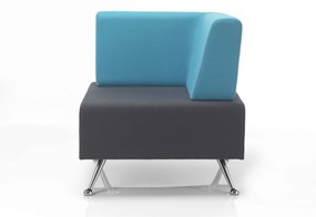 Mosaic Single Seat With Right Arm