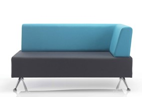Mosaic Double Seat With Arm