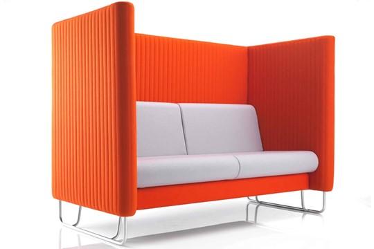 Eden High Back Sofa