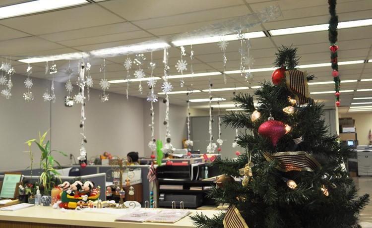 How to Prepare your Office for Christmas