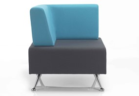 Mosaic Single Seat With Left Arm