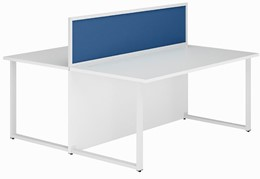 Duo HD Desk With Alu Screen