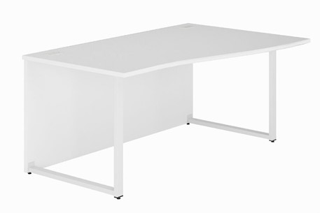 Duo Reflections Wave Desk