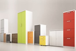 Coloured Storage