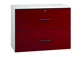 Duo Reflections Side Filing Drawers