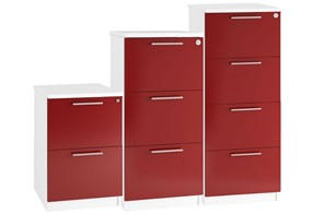 Duo Reflections Filing Drawers