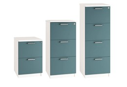 Duo Kaleidoscope Filing Drawers